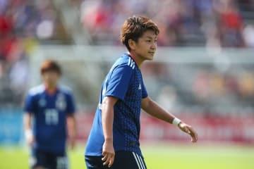 決勝ゴールを挙げた菅澤 photo/Getty Images
