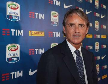 5月にイタリア代表指揮官の座に就いたマンチーニ photo/Getty Images