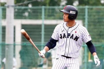 侍ジャパンU-18代表・根尾昂【写真:Getty Images】