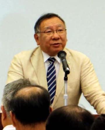 自民党総裁選の行方について解説する岩井氏