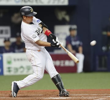 Nakajima propel Buffaloes to big comeback win over Lions