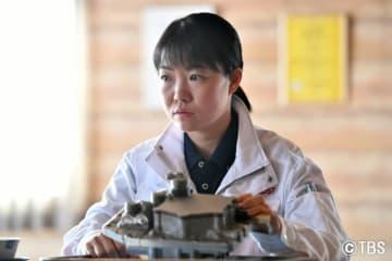 「下町ロケット」で天才エンジニア・島津裕を演じるイモトアヤコ
