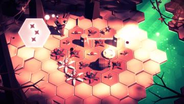 六角形パズル『Evergarden』「2、3ラウンド遊んでもらえば、この世界の広さを理解することができるでしょう」【注目インディーミニ問答】