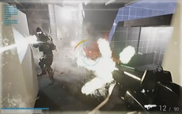 『F.E.A.R.』ライクな新作FPS『Trepang2』が開発中! ゴア要素披露するプロトタイプ映像