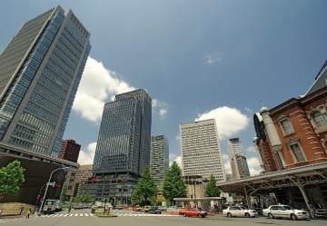 東京・千代田区の丸の内の風景(「Wikipedia」より)