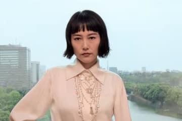 米ドラマ「ウエストワールド」セカンドシーズンで芸者アカネ役を演じた菊地凛子さん
