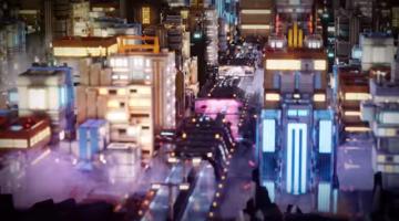 SF街づくりシム『Industries of Titan』浪漫に満ちたバトルトレイラー!―街が変形し、敵機を撃ち落とす