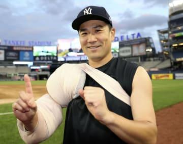 Baseball: Masahiro Tanaka