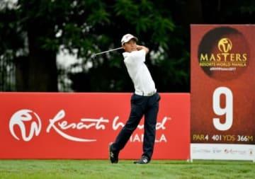 今年の「日本学生ゴルフ選手権」覇者の桂川有人が好発進(写真は2017年撮影)(撮影:GettyImages)