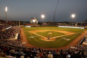 MLBのマイナーチームに同姓同名のそっくりさんがいると米メディアが特集し話題に【写真:Getty Images】