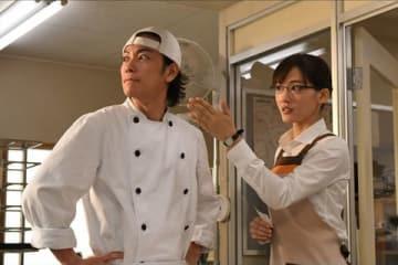 連続ドラマ「義母と娘のブルース」の第8話の一場面=TBS提供