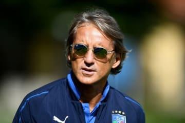 イタリア代表監督マンチーニ photo/Getty Images