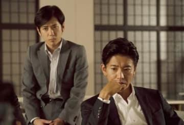 映画「検察側の罪人」の場面写真(C)2018 TOHO/JStorm
