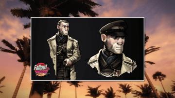 『FO4』大型Mod「Fallout: Miami」進捗を伝える最新映像―『3』にも登場したエンクレイヴがテーマ