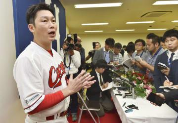 Baseball: Hiroshima infielder Arai to retire at season's end