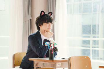 映画「3D彼女 リアルガール」に出演するゆうたろうさん(C)2018 映画「3D彼女 リアルガール」製作委員会 (C)那波マオ/講談社