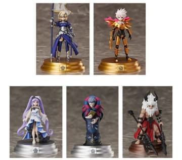 「Fate/Grand Order Duel -collection figure-」第2弾 価格:1,200円(税込)(C)TYPE-MOON / FGO PROJECT