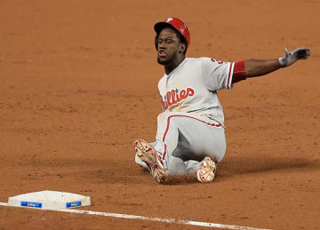 Odubel Herrera Signs 5-Year Extension with Phillies