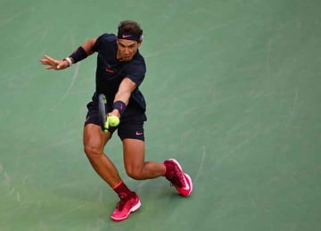 Rafael Nadal beats Kevin Anderson in US Open 2017 Final