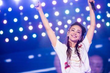 9月16日に引退する歌手の安室奈美恵さん