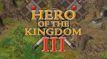 Hero of the Kingdom III (Lonely Troops)