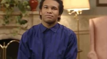 Geoffrey Owens on The Cosby Show