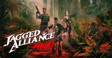 傭兵戦術ゲーム『Jagged Alliance: Rage!』発売日決定! ゲームプレイトレイラーも披露