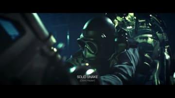 驚愕クオリティ!『メタルギアソリッド』UE4でリメイクしたファンメイドイントロ映像