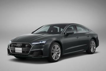 Audi A7 Sportback。(画像:アウディジャパン発表資料より)