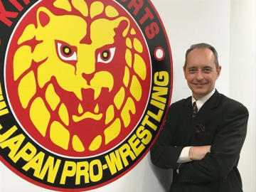 FEATURE: Meet the Dutch businessman out to take New Japan Pro-Wrestling global