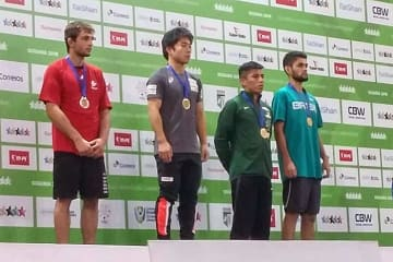国際大会で初メダル・初優勝の藤田雄大(青山学院大)