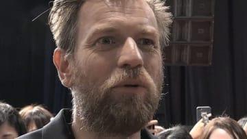 映画「プーと大人になった僕」のジャパンプレミアに登場したユアン・マクレガーさん