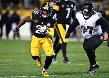 Steelers dedicate win to Ryan Shazier