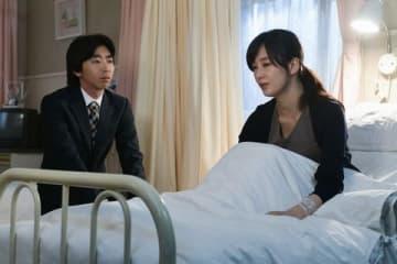 清原果耶さん主演のNHKの連続ドラマ「透明なゆりかご」第8回の一場面 (C)NHK