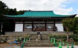 平安時代に建立されたとされる多聞寺=神戸市垂水区多聞台2
