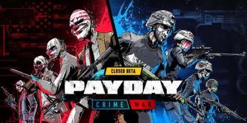 モバイル向け強盗FPS『PAYDAY: Crime War』のクローズドベータが近日開催!