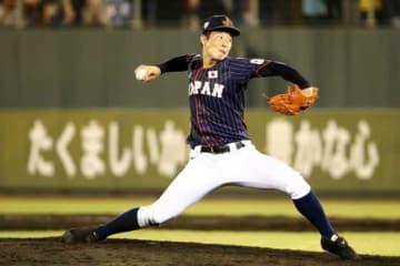 侍ジャパンU-18代表・吉田輝星【写真:Getty Images】