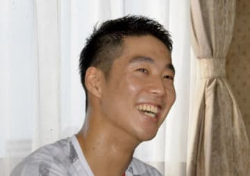 2020年東京五輪を目指す常山選手。注目度が高まる日本のバドミントン界で、「自分が一番になりたい」と語る(草津市役所)