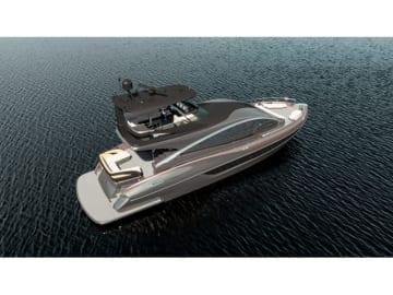 2019年後半に世界初披露すると発表したLEXUS製の豪華なヨット「LY650」
