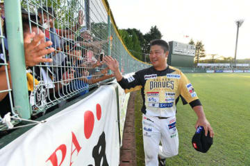 現役引退を表明した元巨人でBCリーグ栃木の村田修一