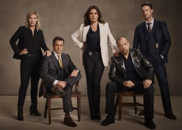 写真は「LAW & ORDER:性犯罪特捜班」より - Virginia Sherwood / NBC / NBCU Photo Bank via Getty Images