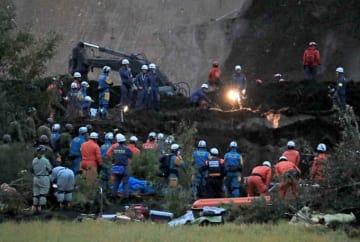 北海道 地震 厚真町 吉野地区 捜索 行方不明 札幌 被災 災害 避難