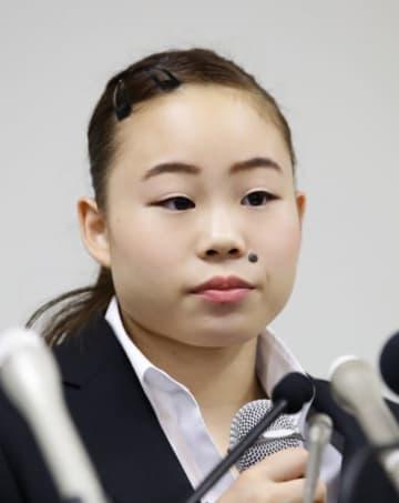 宮川紗江選手