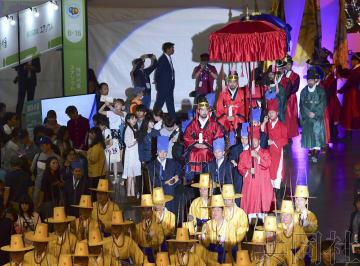 2018日韩文化交流节在首尔举行