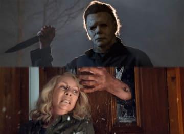 立ち向かえ、ローリー! - 映画『ハロウィン(原題) / Halloween』より - Courtesy of TIFF