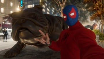 結果オーライ?『Marvel's Spider-Man』内に鎮座する「とある銅像」に大人の事情が…