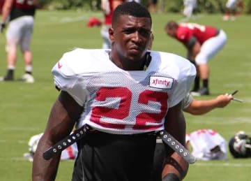 Falcons safety Keanu Neal out for season with torn ACL