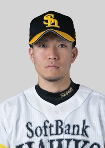 SoftBank Hawks right-hander Kodai Senga