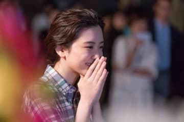 NHKの連続テレビ小説「半分、青い。」でヒロイン・楡野鈴愛を演じた永野芽郁さん (C)NHK