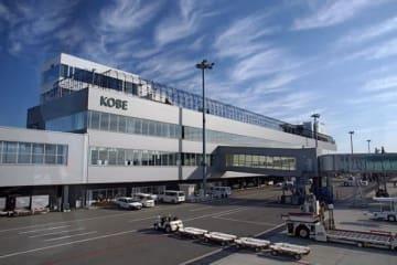 神戸空港外観(663highlandさん撮影、Wikimedia Commonsより)